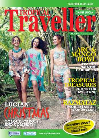 Tropical Traveller issue Vol. 284