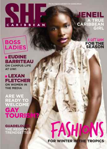 She Caribbean issue Issue 68