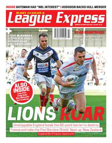 League Express issue 2990