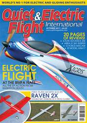 Quiet & Electric Flight Inter issue October