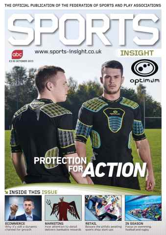 Sports Insight issue Oct-15