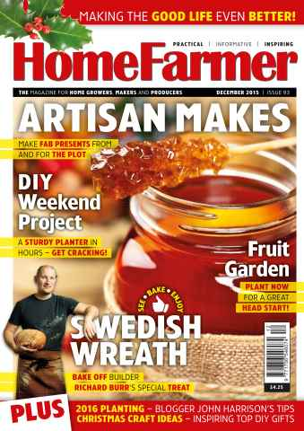Home Farmer Magazine issue Dec 2015