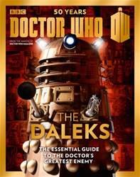 Doctor Who 50 Years: The Daleks issue Doctor Who 50 Years: The Daleks