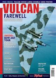 FlyPast issue Vulcan Farewell