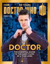 Doctor Who 50 Years: The Doctor issue Doctor Who 50 Years: The Doctor