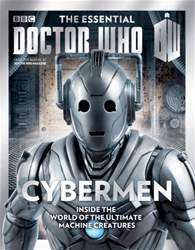 The Essential Doctor Who: Cybermen issue The Essential Doctor Who: Cybermen