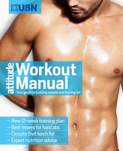 Attitude issue Workout Manual