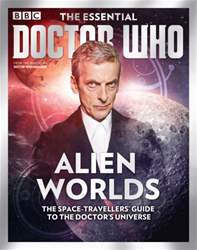 The Essential Doctor Who: Alien Worlds issue The Essential Doctor Who: Alien Worlds