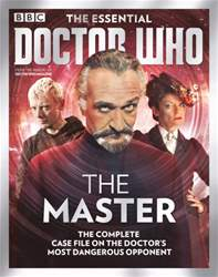 The Essential Doctor Who: The Master issue The Essential Doctor Who: The Master