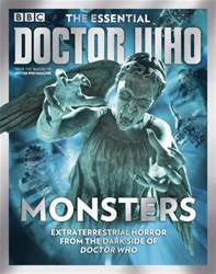 The Essential Doctor Who: Monsters issue The Essential Doctor Who: Monsters