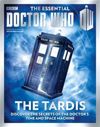 The Essential Doctor Who – The TARDIS issue The Essential Doctor Who – The TARDIS