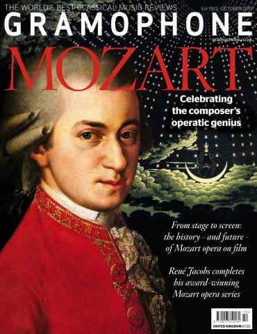 Gramophone issue October 2015