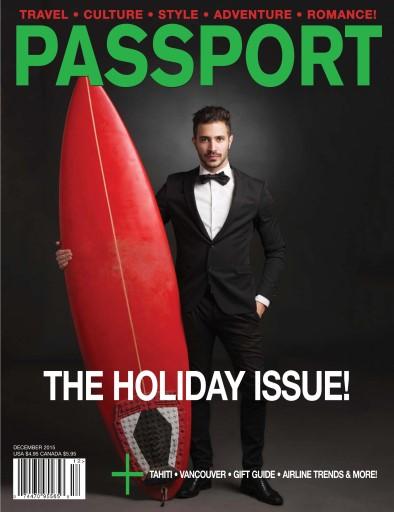Passport issue December 2015
