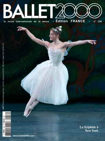 BALLET2000 Édition France issue BALLET2000 n°256