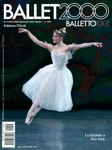 BALLET2000 Edizione Italia issue BALLET2000 n°256