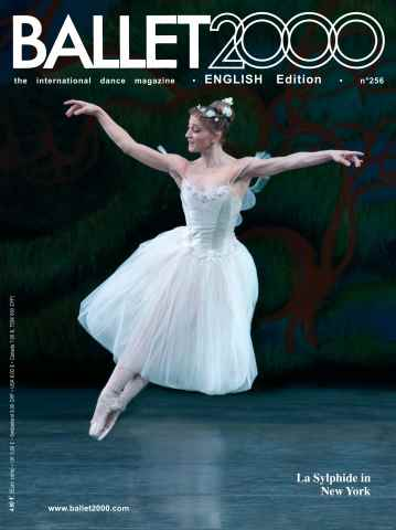 BALLET2000 English Edition issue BALLET2000 n°256