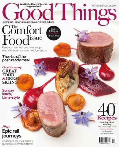 Good Things Magazine issue November 2015