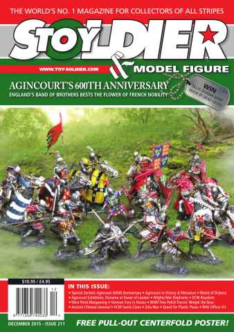 Toy Soldier & Model Figure issue Issue 211