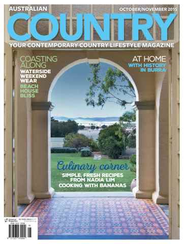 Australian Country issue Issue#18.8 Oct 2015