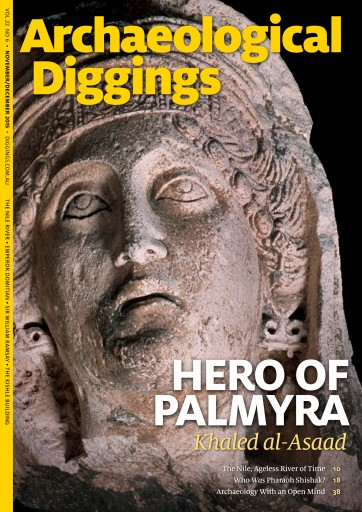 Archaeological Diggings issue November / December 2015