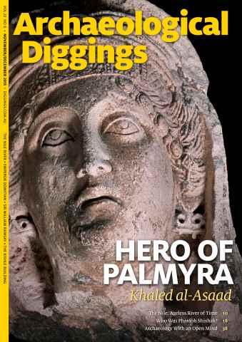 Archaeological Diggings issue November / December 2015