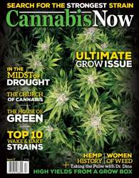 Cannabis Now issue Issue 17