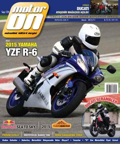 Motoron issue Motoron Kasım 2015