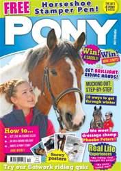 Pony Magazine issue PONY Magazine – December 2015