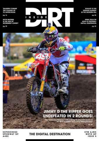 Inside Dirt issue Inside Dirt - Issue 5