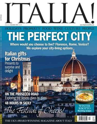 Italia! issue December 2015
