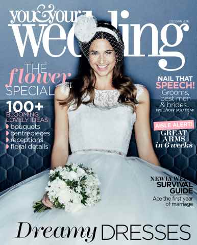 You & Your Wedding issue December/January 16