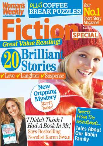 Womans Weekly Fiction Special issue December 2015