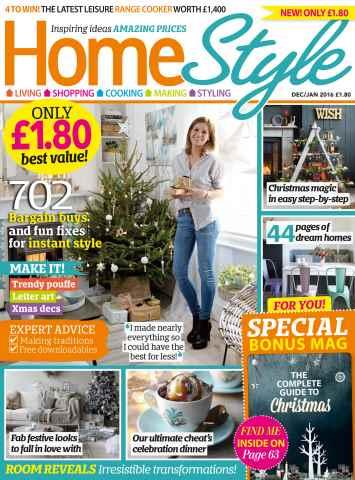 Homestyle issue Dec/Jan 2016