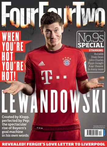Four Four Two issue Dec-15