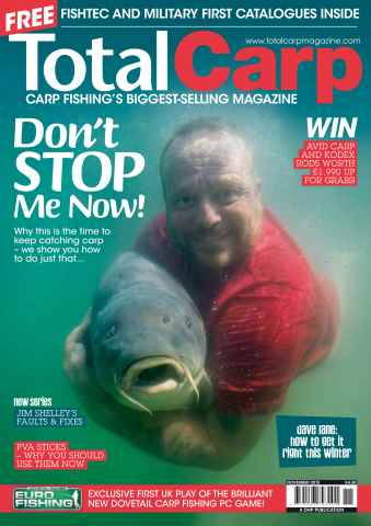 Total Carp issue November 2015