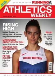 Athletics Weekly issue 29 October 2015