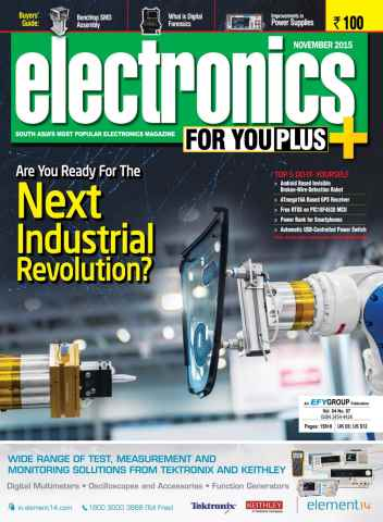 Electronics For You issue November 2015