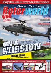 Radio Control Rotor World issue Dec 116