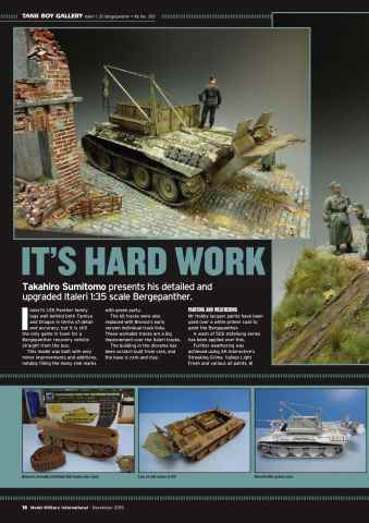 Model Military International Preview 16