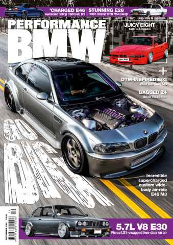 Performance BMW issue December 15