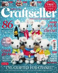 Craftseller issue Christmas 2015