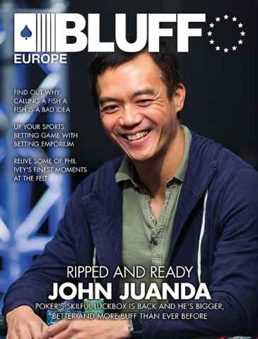 Bluff Europe issue Bluff Europe November