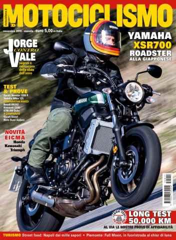 Motociclismo issue Motociclismo 11 2015