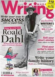 Writing Magazine issue November 2011