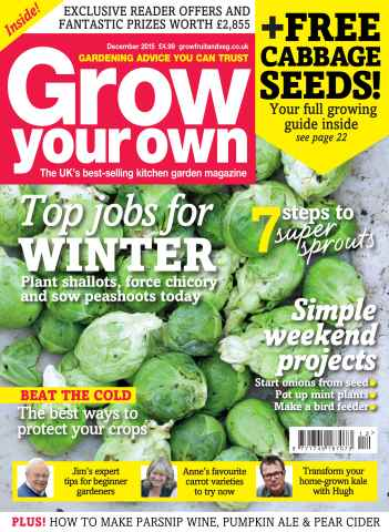 Grow Your Own issue Dec-15