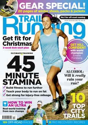 Trail Running issue Dec/Jan 2016