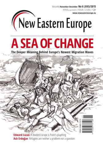 New Eastern Europe issue Nov-Dec 2015