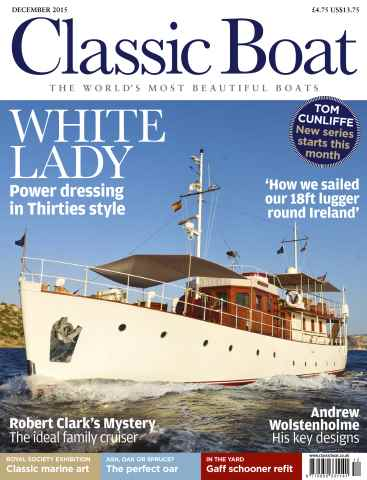 Classic Boat issue December 2015