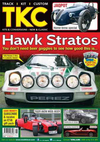 totalkitcar Magazine/tkc mag issue November-December 2015