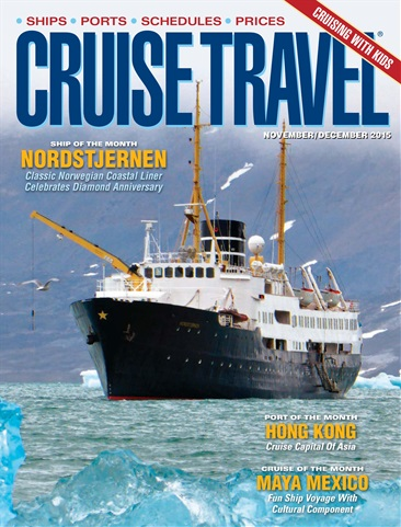Cruise Travel issue November/December 2015
